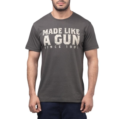 MADE LINK A GUN CINZA CLARO